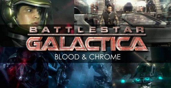 Nueva Serie Battlestar Galactica Blood & Chrome