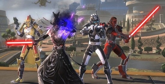 Primera expansión de Star Wars: The Old Republic