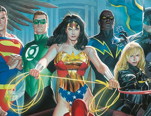 El Arte de Alex Ross