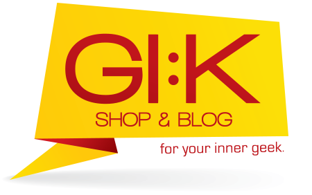 Gi:k Shop & Blog | For your inner geek. | Comics, Coleccionables,  Juguetes, Diseño