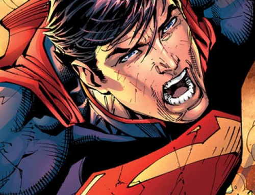 Superman deja a un lado la identidad de Clark Kent