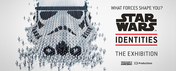 Star Wars Identities, una exhibición única